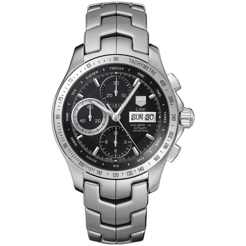 16bd15ae972 Relógio Masculino TAG Heuer Link Automatic Chronograph Day