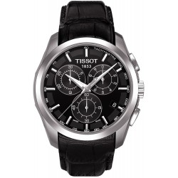 Relógio Masculino Tissot Couturier Black