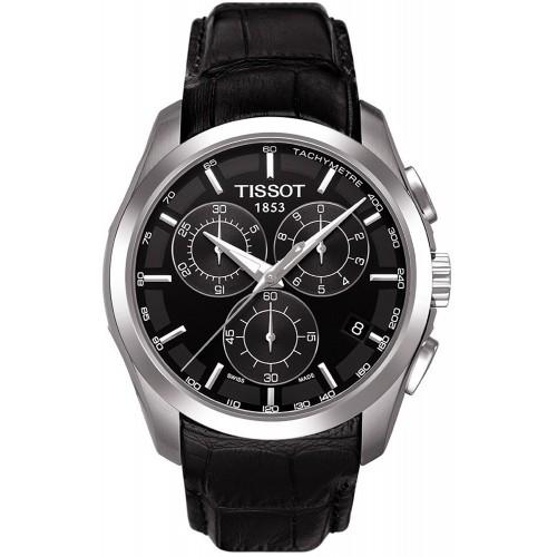 760f0d0db65 Relógio Masculino Tissot Couturier Black