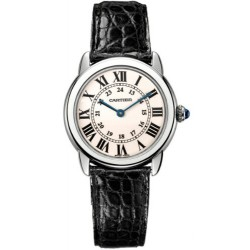 fa11f4c14a7 Relógio Cartier Ronde Solo Ladies Steel Watch W6700155