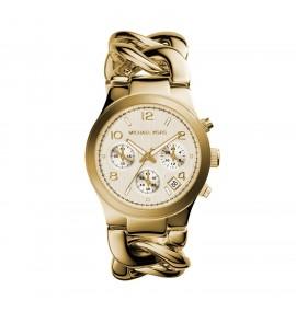 Relógio Michael Kors Runway Gold MK3131