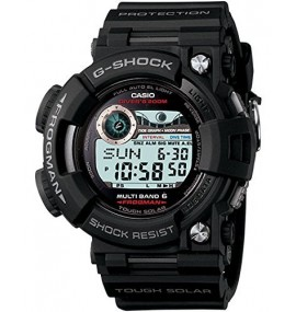 Relógio Masculino Casio G-Shock Frogman Digital Black