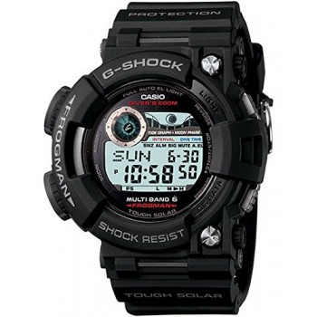 Relógio Masculino Casio G-Shock Frogman Digital Black