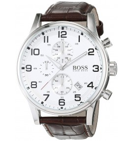 Relógio Hugo Boss Prata Dial SS 1512447
