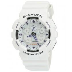 c2f0ac14cbe Relógio G-Shock Branco GA100A-7A