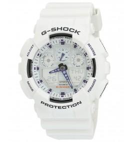 Relógio G-Shock Branco GA100A-7A