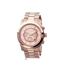 Relógio Masculino Michael Kors Oversized Rose Goldtone