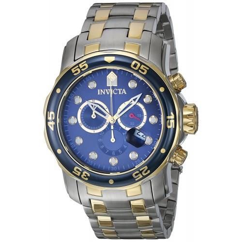 ae2e68e93ec Relógio Invicta 0077 Pro Diver