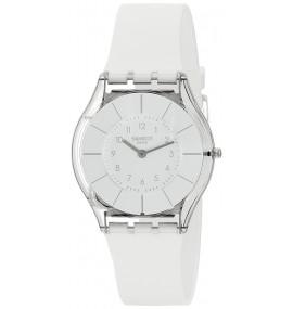 Relógio feminino Swatch WHITE CLASSINESS
