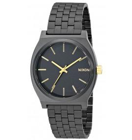 Relógio Masculino Nixon One Size Black