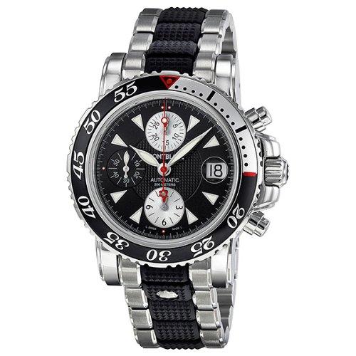 68fc516d795 Relógio Masculino Montblanc Sport Black Rubber