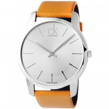 Relógio Feminino Calvin Klein ORANGE SILVER