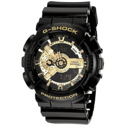 Casio G-Shock GA110GB Preto e Dourado