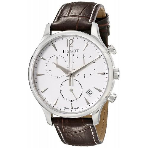 77bb0c0c481 Relógio Masculino Tissot Stainless Steel Tradition