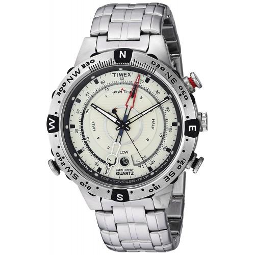 624753bc5a1 Relógio Timex Intelligent Quartz Tide Temp Compass