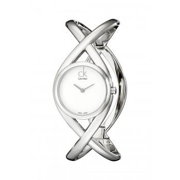 Relógio Feminino Calvin Klein Enlace Silver