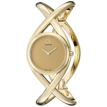 Relógio Feminino Calvin Klein Gold 18k