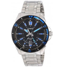 Relogio Masculino Casio Core Stainless Steel