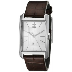 8a8be0d9e75 Relógio Feminino Calvin Klein Steel Brown Band