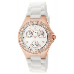 Relógio feminino Invicta 1646 Angel Jelly Ouro Rosé 18k ea2296588d
