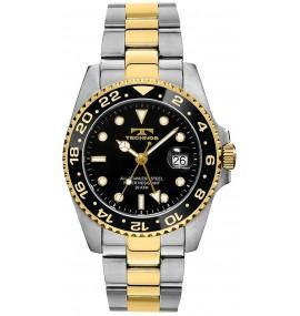 Relógio Masculino TECHNOS T2134TB GMT