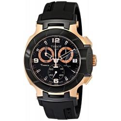 Relógio Tissot T-Race Rose Gold