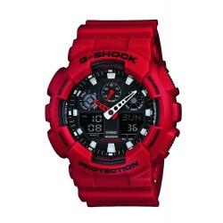 Relógio G-Shock GA-100B-4ADR Watch Red