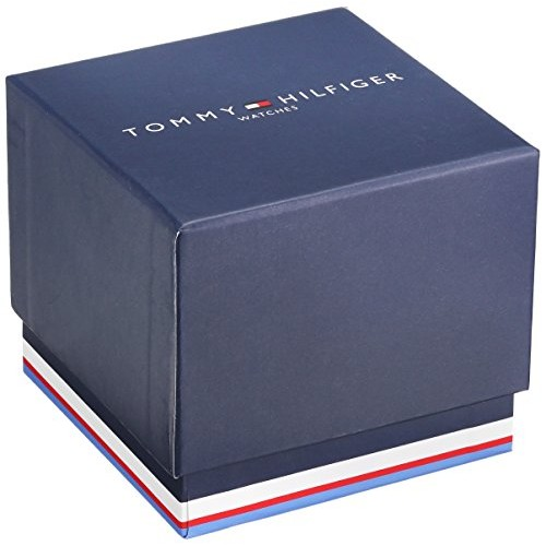 3b8c3faf6ed Relógio Masculino Tommy Hilfiger Silver