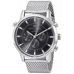 Relógio Masculino Tommy Hilfiger Silver