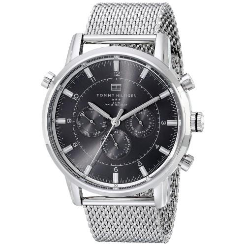 266edb388 Relógio Masculino Tommy Hilfiger Silver   Compra24h