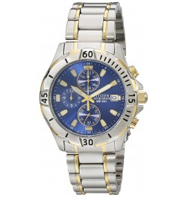 Relógio Masculino Citizen Two-Tone