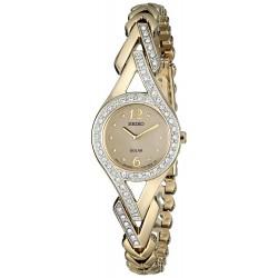 Relógio Seiko Feminino SUP176 Swarovski
