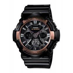 Relogio Masculino Casio G-Shock Black GA200RG-1A