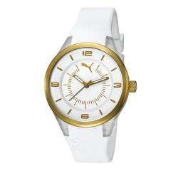 Relógio Feminino Puma Fusion White Gold