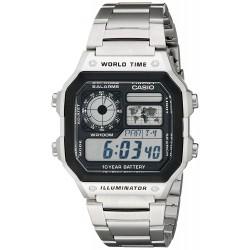 Relógio Casio Digital AE1200WHD-1A