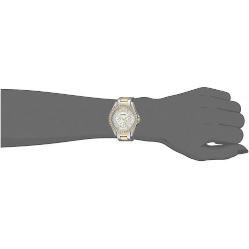 0fc0da96d46 Relógio Feminino Fossil Riley
