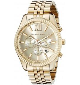 Relógio Masculino Michael Kors Gold-Tone MK8281