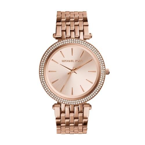 db438b5fd4bad Relógio Feminino Michael Kors Darci Rose Gold MK3192