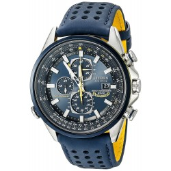 Relógio Masculino Citizen AT8020-03L Blue Angels World A-T Eco-Drive