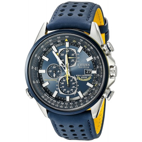 0dd94c31e2d Relógio Masculino Citizen AT8020-03L Blue Angels World A-T Eco-Drive