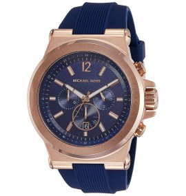 Relógio Masculino Michael Kors Rose Goldtone