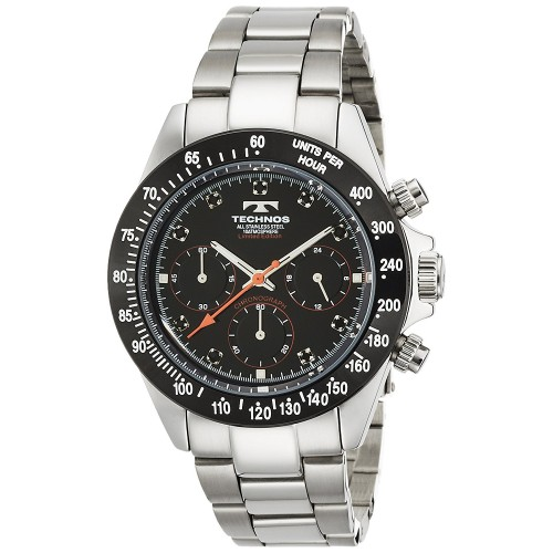 339a709c048 Relógio Masculino TECHNOS T4102TB chronograph