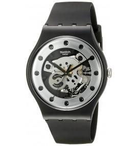Relógio Swatch Unisex SUOZ147 Silver