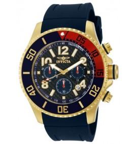 Relógio Masculino Invicta Chronograph Black Carbon