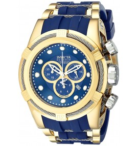 Relógio Masculino Invicta Bolt Swiss Quartz Blue
