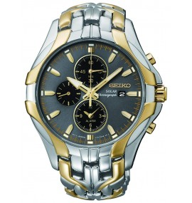Relógio Seiko Excelsior Solar Chronograph