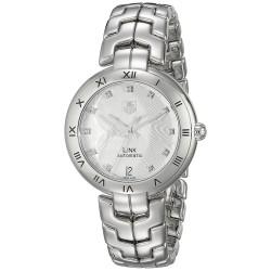 Relógio feminino TAG Heuer Silver Watch