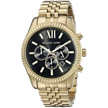 Relógio Michael Kors Goldtone Lexington