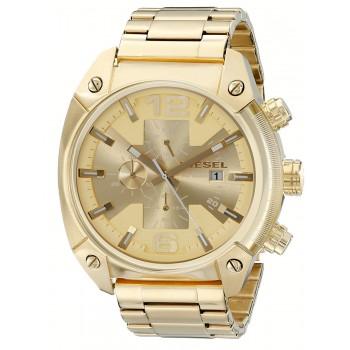 Relógio Masculino Diesel DZ4299 Gold