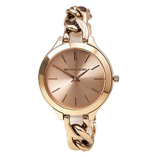 Relógio Michael Kors Runway Gold MK3131   Loja Compra24h 4b15c2ce9c